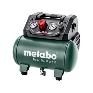 Kompresorius Metabo BASIC 160-6 W OF