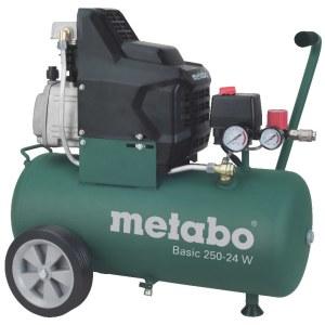 Tepalinis oro kompresorius Metabo Basic 250-24 W