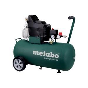 Tepalinis oro kompresorius Metabo Basic 250-50 W