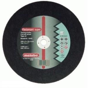 Abrazyvinis pjovimo diskas Metabo A24 M; Ø350x3,0 mm