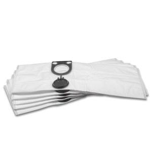 Medžiaginiai maišeliai dulkių siurbliui Metabo 631629000; 5 vnt.