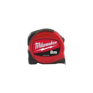 Matavimo ruletė Milwaukee Slimline; 8 m