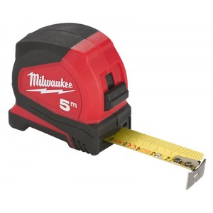 Matavimo ruletė Milwaukee Pro Compact 4932459592; 5 m