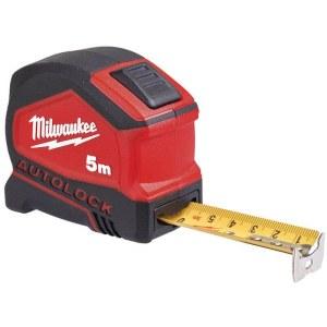 Matavimo ruletė Milwaukee Autolock; 5 m