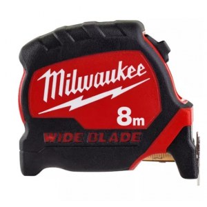 Matavimo ruletė Milwaukee 4932471816; 8 m