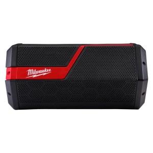Bluetooth® garso kolonėlė Milwaukee M12-18 JSSP-0 (be akumuliatoriaus ir pakrovėjo)