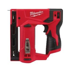 Kabių pistoletas Milwaukee M12 BST-0; 12 V (be akumuliatoriaus ir pakrovėjo)