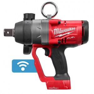 Smūginis veržliasūkis Milwaukee M18ONEFHIWF1-0X; 18 V; (be akumuliatoriaus ir pakrovėjo)