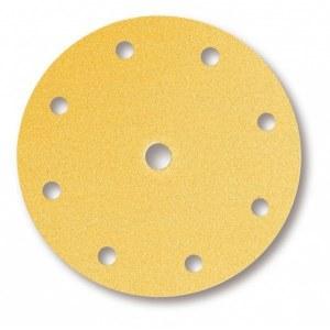 Šlifavimo diskas Mirka Gold 2363205025; 200 mm; P240; 5 vnt.