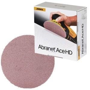 Šlifavimo tinklelis Mirka Abranet Ace HD AH24100540; 150 mm; P40; 5 vnt.