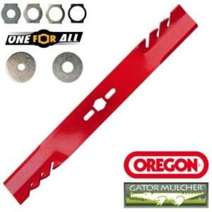 Atsarginis universalus mulčiuojantis peilis Oregon GATOR; 45,1 cm