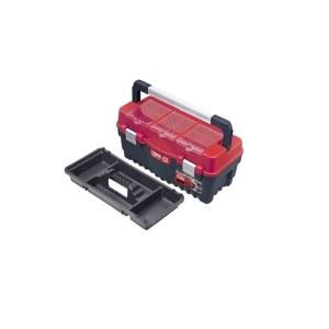 Įrankių dėžė Patrol Toolbox Formula S600 Carbo; raudona