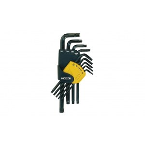 Šešiakampių raktų rinkinys Proxxon Allen; TX8-50; 9 vnt.