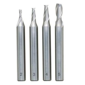 Grąžtų rinkinys Proxxon; 2-5 mm; 4 vnt.
