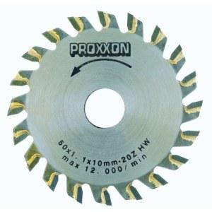 Diskinis pjūklas su kietmetaliu Proxxon 28017, 50 mm