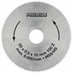 Pjovimo diskas Proxxon 28020, iš legiruoto metalo, 50 mm