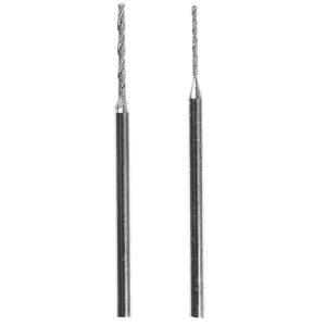 Deimantinis pjaunamasis antgalis Proxxon; Ø0,8/1,2 mm; 2 vnt.