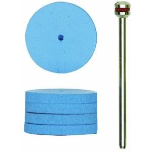 Poliravimo diskas Proxxon; Ø22 mm; 10 vnt.