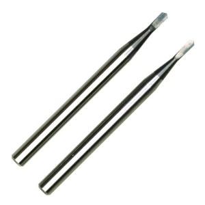 Volframo karbido grąžtas Proxxon; 1,0 mm; 1,2 mm; 2 vnt.