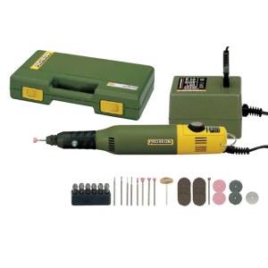Graviravimo įrankis Proxxon Micromot 60/E + priedai