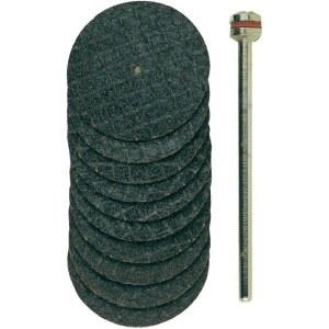 Atpjovimo diskai Proxxon; Ø22 mm; 10 vnt.