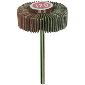 Žiedlapinis šlifavimo diskas Proxxon; Ø30 mm; P120; 1 vnt.