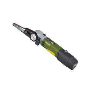 Juostinis šlifuoklis Proxxon BS/A; 10,8 V (be akumuliatoriaus ir pakrovėjo)