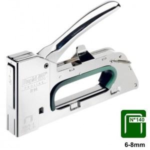 Mechaninis apkabėlių plaktukas Rapid PRO R14