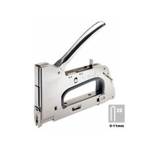 Mechaninis apkabėlių plaktukas Rapid PRO R28