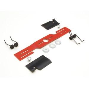 Universalus pjovimo - aeravimo peilis 1-719, 45-53 cm