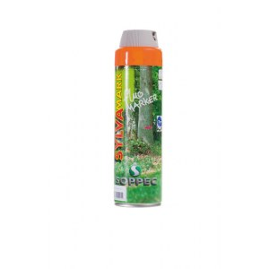 Aerozolis medžiams žymėti FluoMarker 177-262; 500 ml; oranžinis
