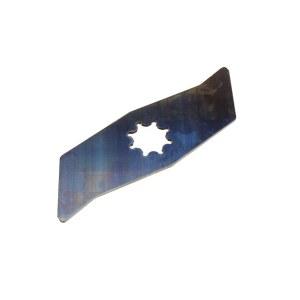 Atsarginis peilis 5-400; 16,1 cm
