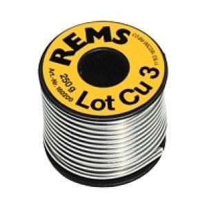 Lydmetalis Rems Lot Cu 3