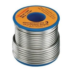 Lydmetalis Rothenberger L-SN CU3; 3 mm; 250 g