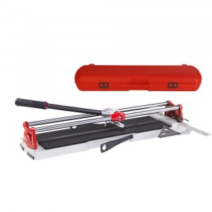 Rankinės plytelių pjovimo staklės Rubi SPEED-92 + lagaminas; su magnetu