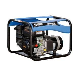 Kintamos elektros srovės generatorius SDMO PERFORM 3000; 3 kW; benzininis + alyva