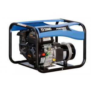 Kintamos elektros srovės generatorius SDMO PERFORM 3000 + Alyva