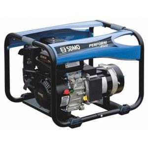 Generatorius SDMO PERFORM 4500; 4,2 kW; benzininis + alyva