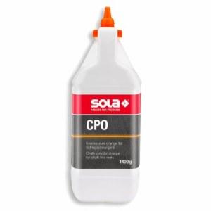 Pakeitimo kreida matavimo virvei-žymekliui Sola CPO 1400; 1,4 kg
