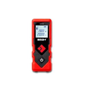 Lazerinis atstumų matuoklis Sola Vector 20
