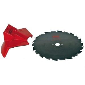 Krūmų pjovimo diskas ir apsauga Solo, tinka modeliams Solo 142, 154