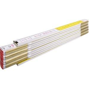 Sulankstoma medinė liniuotė Stabila 617/11; 3 m