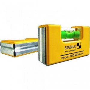 Gulsčiukas Stabila 101 POCKET-PRO-Magnetic CLIP