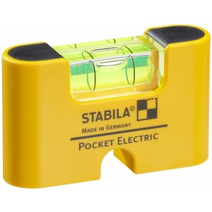 Gulsčiukas Stabila 101 Pocket Electric