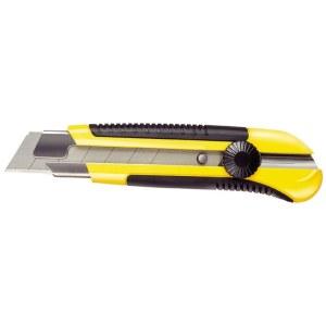 Peilis keičiamais ašmenimis Stanley; 25 mm