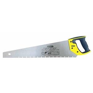 Pjūklas gipsokartonui Stanley Dynagrip Jet-Cut; 550 mm