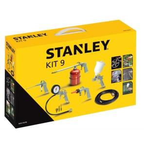 Kompresoriaus įrankių rinkinys dažymui ir pūtimuiStanley KIT9