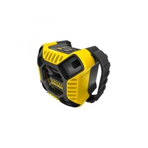Bluetooth® garso kolonėlė Stanley FMC772B; 18 V (be akumuliatoriaus ir pakrovėjo)