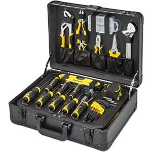 Įrankių komplektas Stanley STMT98109-1; 142 vnt.