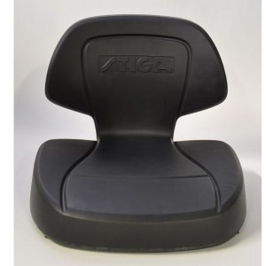 Sėdynė Stiga 1134550601; tinka Stiga Park traktoriui